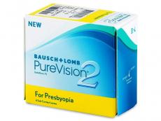 Kontaklinsen Bausch&Lomb - PureVision 2 for Presbyopia (6Linsen)