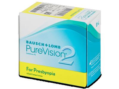 PureVision 2 for Presbyopia (6Linsen)