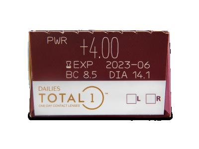 Dailies TOTAL1 (30Linsen) - Vorschau