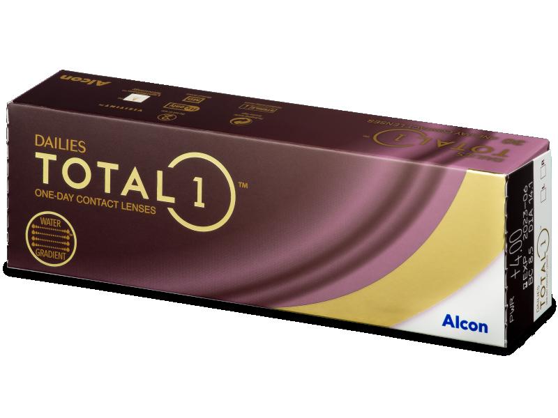 Dailies TOTAL1 (30Linsen) - Tageslinsen