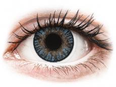 Kontaktlinsen Alcon (Ciba Vision) - FreshLook ColorBlends Blue - ohne Stärke (2 Linsen)