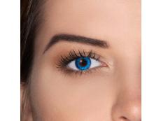 FreshLook ColorBlends Brilliant Blue - mit Stärke (2 Linsen)