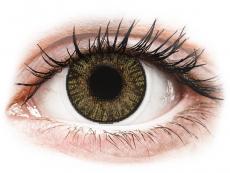 Kontaktlinsen Alcon (Ciba Vision) - FreshLook ColorBlends Pure Hazel - mit Stärke (2 Linsen)