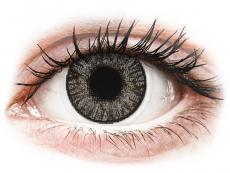 Kontaktlinsen Alcon (Ciba Vision) - FreshLook ColorBlends Sterling Gray - mit Stärke (2 Linsen)