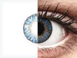 FreshLook ColorBlends True Sapphire - ohne Stärke (2 Linsen)