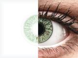 FreshLook Colors Green - mit Stärke (2 Linsen)