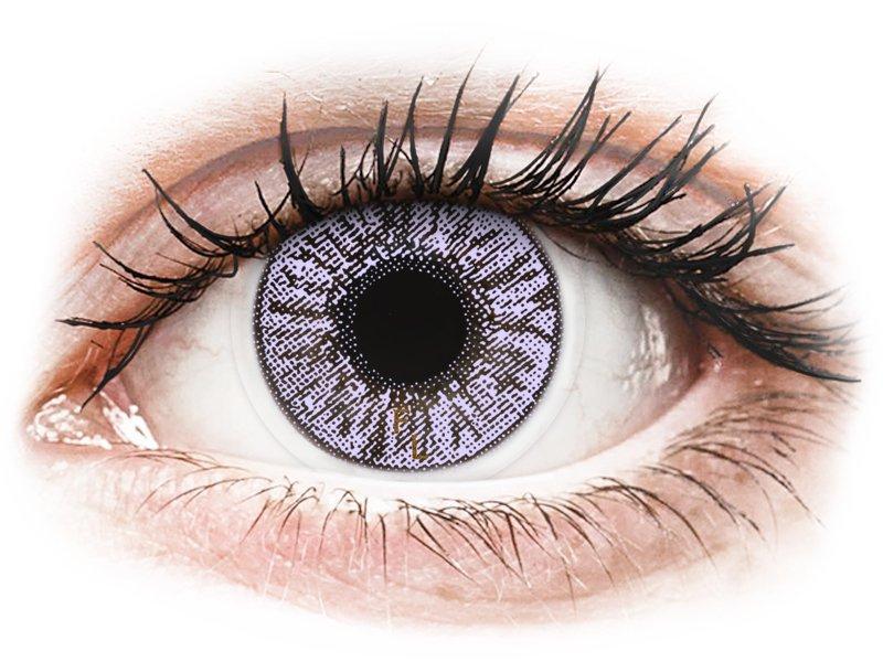 FreshLook Colors Violet - ohne Stärke (2 Linsen) - Alcon