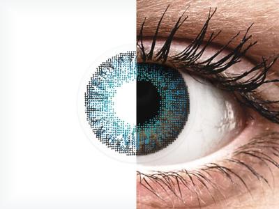 Air Optix Colors - Brilliant Blue - ohne Stärke (2 Linsen)