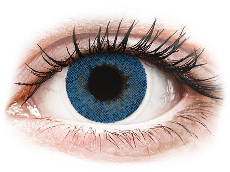FreshLook Dimensions Pacific Blue - mit Stärke (6 Linsen) - Alcon