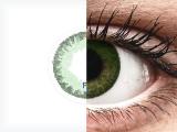 FreshLook Dimensions Sea Green - ohne Stärke (2 Linsen)