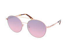 Sonnenbrillen Pilot - Alexander McQueen MQ0107SK 002