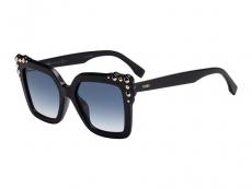 Sonnenbrillen Extragroß - Fendi FF 0260/S 807/08