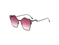 Sonnenbrillen Extragroß - Fendi FF 0261/S 0T7/3X