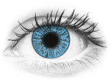 FreshLook Colors Sapphire Blue - ohne Stärke (2 Linsen)