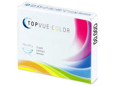 TopVue Color - Violet - mit Stärke (2Linsen) - Älteres Design