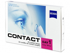 Andere Hersteller - Carl Zeiss Contact Day 1 (30 Linsen)
