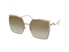 Sonnenbrillen Extragroß - Fendi FF 0259/S J5G/FQ