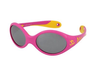 Sonnenbrillen Kid Rider KID177 Pink/Yellow