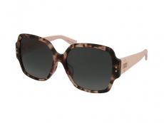 Sonnenbrillen Extragroß - Christian Dior LADYDIORSTUDS5F 01K/9O