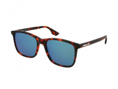 Sonnenbrillen Quadratisch - Alexander McQueen MQ0080S 005