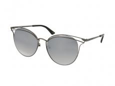 Sonnenbrillen Rund - Alexander McQueen MQ0102SK 001