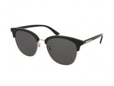 Sonnenbrillen Browline - Alexander McQueen MQ0103SK 001