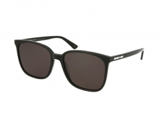 Sonnenbrillen Quadratisch - Alexander McQueen MQ0121S 001