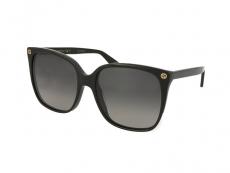 Sonnenbrillen Extragroß - Gucci GG0022S-007