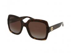 Sonnenbrillen Extragroß - Gucci GG0036S-012