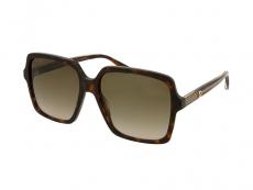 Sonnenbrillen Extragroß - Gucci GG0375S-002