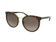 Sonnenbrillen Browline - Gucci GG0405SK-002