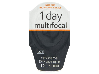 Proclear 1 Day Multifocal (30 Linsen) - Blister Vorschau