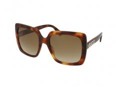 Sonnenbrillen Extragroß - Gucci GG0418S-003