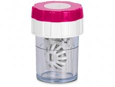 Behälter und Reise-Kits - Rotationsbehälter - rosa