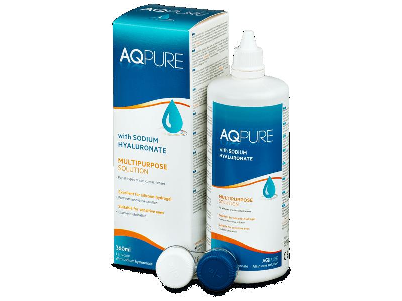 Pflegemittel AQ Pure 360ml  - Reinigungslösung
