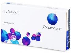 Monatslinsen - Biofinity XR (3Linsen)