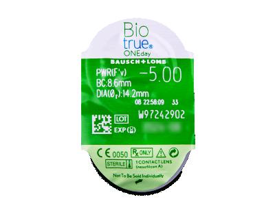 Biotrue ONEday (30Linsen) - Blister Vorschau