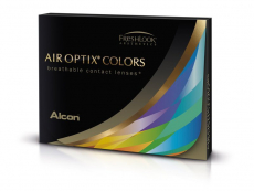 Monatslinsen - Air Optix Colors (2 Linsen)