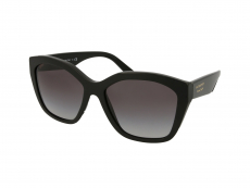 Sonnenbrillen Extragroß - Burberry BE4261 30018G