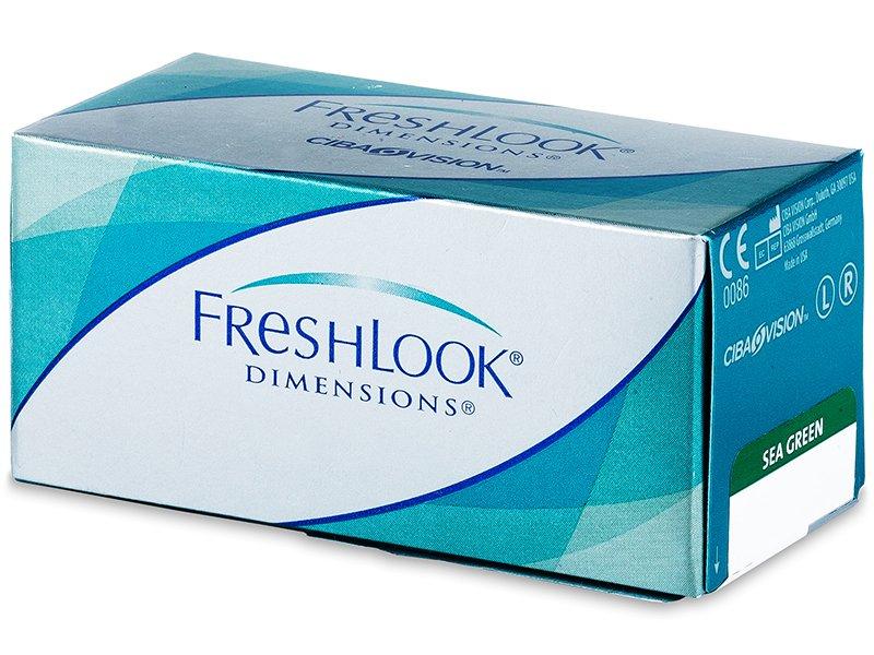 FreshLook Dimensions (6Linsen) - Coloured contact lenses - Alcon