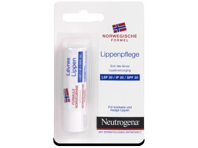 Lippenpflegestift von Neutrogena mit LSF20
