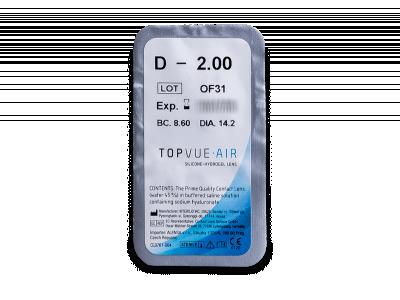 TopVue Air (6 Linsen) - Blister Vorschau