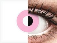 ColourVUE Crazy Lens - Barbie Pink - ohne Stärke (2Linsen)