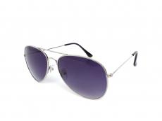 Sonnenbrillen Pilot - Sonnenbrille Alensa Pilot Silver