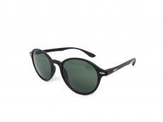Sonnenbrillen Rund - Sonnenbrille Alensa Retro Black