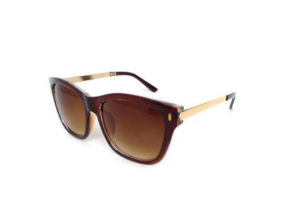 Sonnenbrillen Damensonnenbrille Alensa Brown