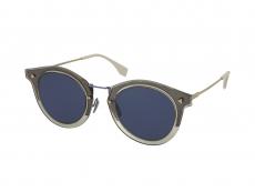 Sonnenbrillen Browline - Fendi FF M0044/G/S 09V/KU