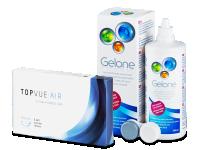 TopVue Air (6 Linsen) +Gelone 360ml