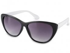 Sonnenbrillen Cat Eye - Sonnenbrille OutWear - Schwarz / Weiß