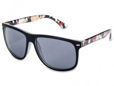 Sonnenbrillen - Sonnenbrille Coach - Schwarz/Grün